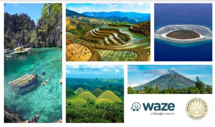 Waze, DoT partner to Bring the Wonders of the Philippines Closer to Filipinos