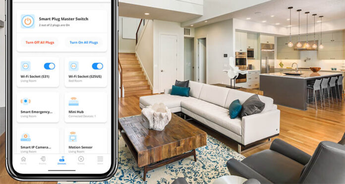 Everything you need in a smart home solution starts here on 8/8