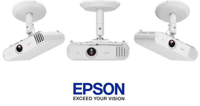 Epson launches EB-U50 and EB-W50 business projectors